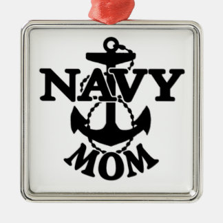 Ornamento de la mamá de la marina de guerra