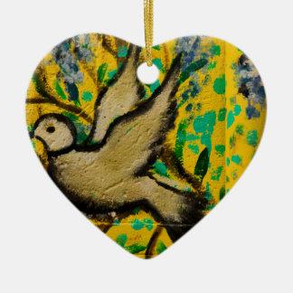 Ornamento de la paloma de Provence Ornamento De Navidad
