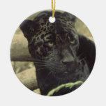 Ornamento de la pantera negra ornatos