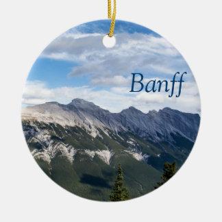 Ornamento de las montañas rocosas - Banff