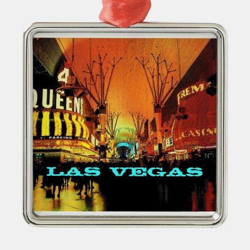 Ornamento de Las Vegas Adorno Para Reyes