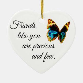 Ornamento de los amigos