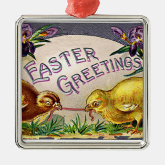 Ornamento de los polluelos de Pascua Ornamentos Para Reyes Magos