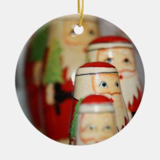 Ornamento de Navidad del padre