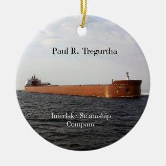 Ornamento de Paul R Tregurtha
