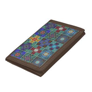Ornamento de Talavera del mosaico del vintage