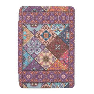 Ornamento de Talavera del mosaico del vintage Cover De iPad Mini