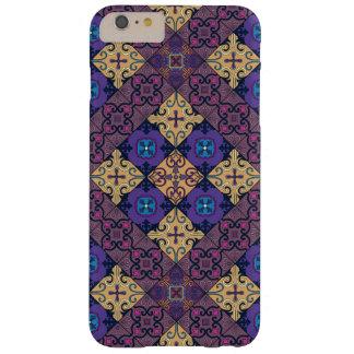 Ornamento de Talavera del mosaico del vintage Funda Barely There iPhone 6 Plus