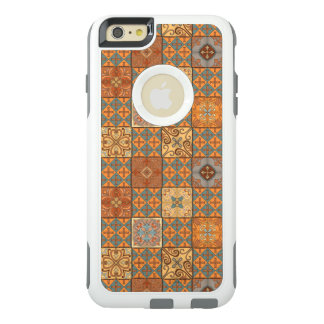 Ornamento de Talavera del mosaico del vintage Funda Otterbox Para iPhone 6/6s Plus