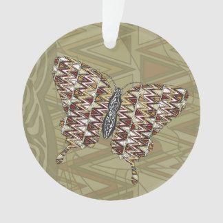 Ornamento del acrílico de Swallowtail del africano