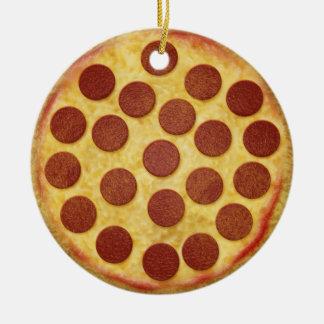 Ornamento del árbol de navidad de la pizza ornamento para reyes magos