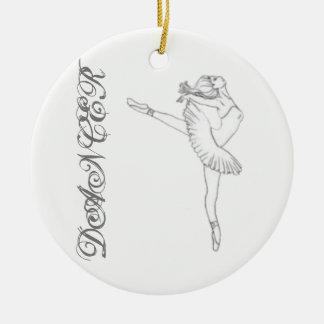 Ornamento del bailarín