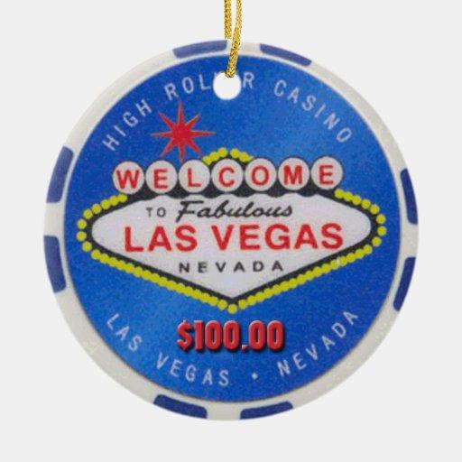 Ornamento del casino de Las Vegas del gran Adorno De Reyes
