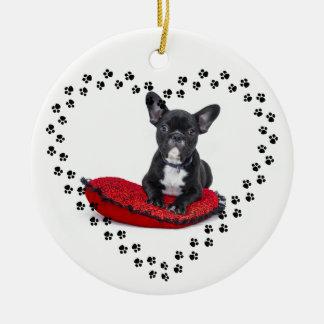 Ornamento del dogo francés