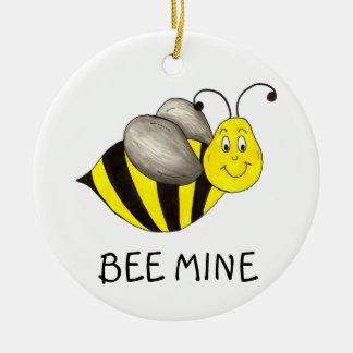 Ornamento del el día de San Valentín del abejorro