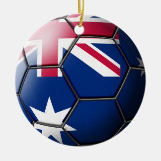 Ornamento del fútbol de Australia