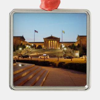 Ornamento del museo de arte de Philadelphia