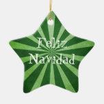 Ornamento del navidad de Feliz Navidad de la Ornamentos Para Reyes Magos