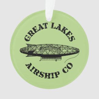 Ornamento del navidad de Great Lakes Airship