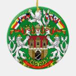 Ornamento del navidad de Praga de la REPÚBLICA Ornamento Para Reyes Magos
