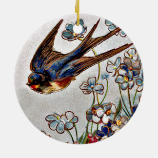 Ornamento del navidad del trago del Victorian