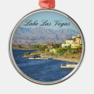 Ornamento del navidad del viaje de Las Vegas Ornamentos Para Reyes Magos