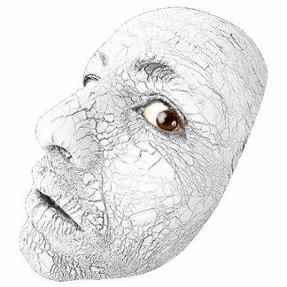 ¡Ornamento del ojo C U Esculturas Fotograficas
