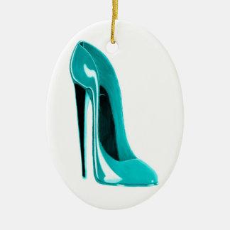 Ornamento del óvalo del zapato del estilete de la adorno para reyes