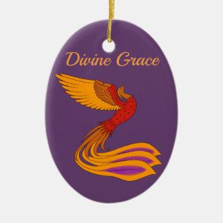 Ornamento del pájaro de Phoenix