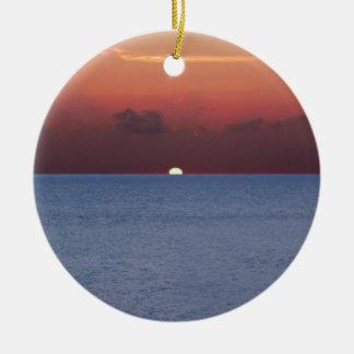 Ornamento del placer de los marineros de Cozumel Ornaments Para Arbol De Navidad