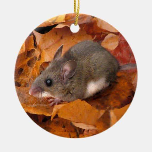Ornamento del ratón del navidad adorno para reyes