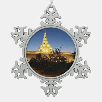 Ornamento del templo de LDS Adornos