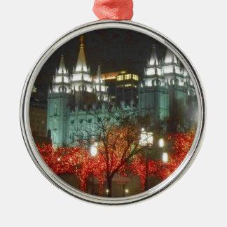 Ornamento del templo de Salt Lake Adorno De Navidad