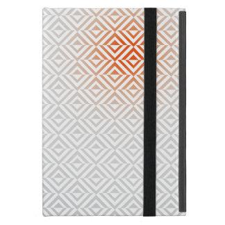 "Ornamento gráfico ""Rhombus"". mini caso del iPad iPad Mini Cárcasas"