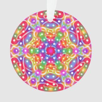 Ornamento hermoso del círculo del día