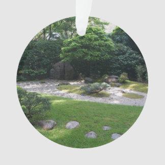 Ornamento japonés del jardín #2 del zen del jardín