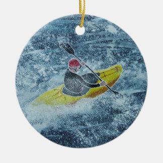 Ornamento Kayaking