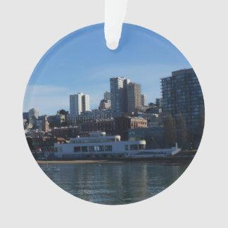 Ornamento marítimo del museo de San Francisco