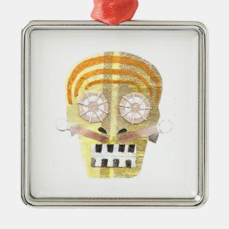 Ornamento musical del premio del cráneo