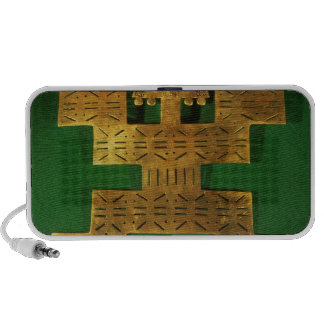Ornamento pectoral de la región de Tolima iPod Altavoz