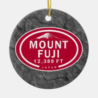 Ornamento personalizado de la montaña del monte