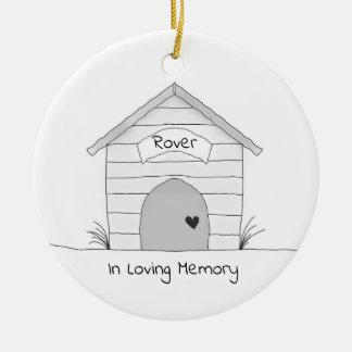 Ornamento personalizado del monumento del mascota