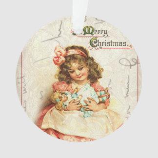 Ornamento personalizado del navidad del Victorian