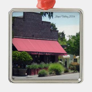 Ornamento - restaurante y panadería CA de Buchon Ornamento De Navidad