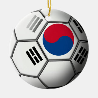 Ornamento surcoreano del fútbol