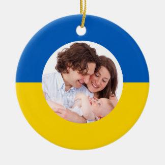 Ornamento ucraniano del navidad de la foto de fami ornamentos de reyes magos