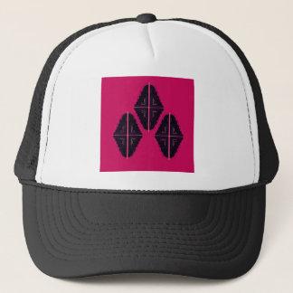 Ornamentos de lujo de la mandala gorra de camionero