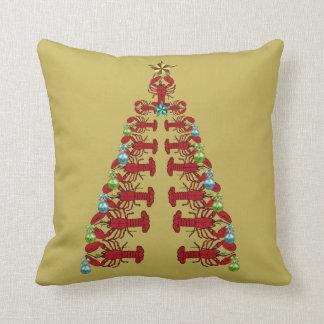 Oro amarillo   de la almohada fea del árbol de