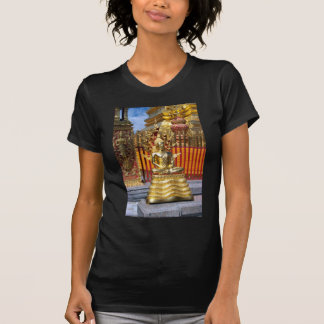 Oro Buda de Wat Phrathat Doi Suthep Camisetas