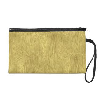 Oro cepillado bolso de fiesta
